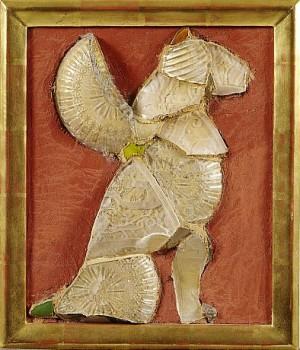 Grip-skrotskulptur, by Olle NYMAN