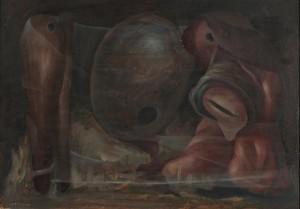 Composition Surréaliste by Henri GOETZ