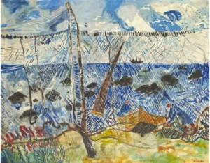 Nät Vid Havet by Sven 'X:et' ERIXSON
