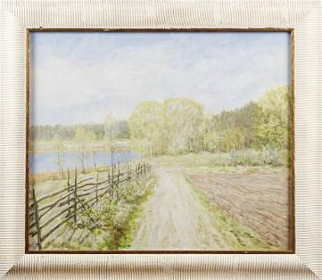 Landskap by Robert HÖGFELDT
