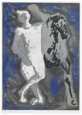 Ommagio A Michelangel by Marino MARINI