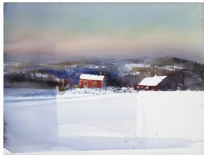 Den Gamla Bondgården by Lars LERIN