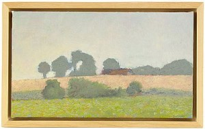 Landskap Från östra Tommarp, Nr 6 by John-Erik FRANZÉN