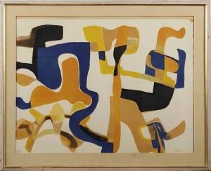 Komposition by Maurice ESTEVE