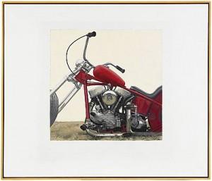 Harley Chopper by John-Erik FRANZÉN