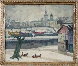From Pskov by Arnold Borisovich LAKHOVSKY