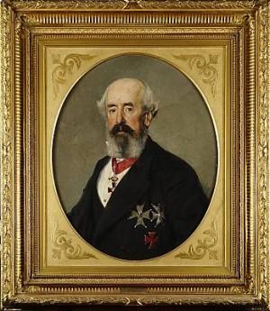 Porträtt Av Charles Dickson by Richard BERGH