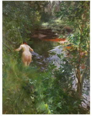 I Gopsmor by Anders ZORN