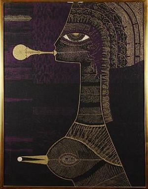 Drömkvinnans Kyss Iii by Max Walter 'Max Walters' SVANBERG