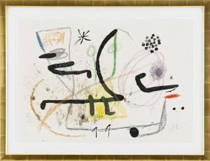 Ur Maravillas Con Variationes Acrósticas En El Jardín De Miró by Joan MIRO
