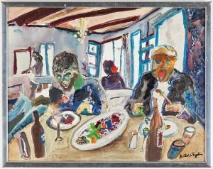 Middagen by Anders FOGELIN