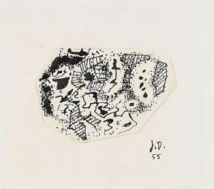 Petit Lieu by Jean DUBUFFET