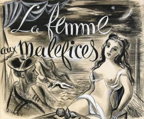 La Femme Aux Malefices by Nikolai ISSAIEV