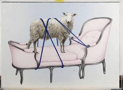 Får I En Duchesse Brisée by Bert Johnny NILSSON