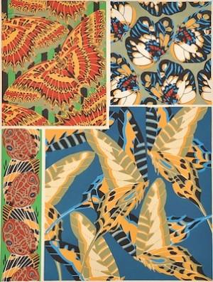 Papillon by Eugene Alain SEGUY