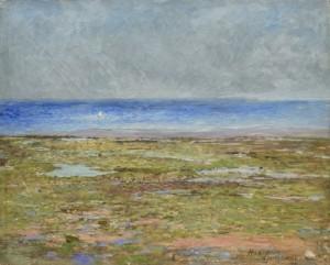 Havsbris – Luc-sur-mer by Carl Fredrik HILL