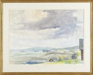 Landskap by Lennart SEGERSTRÅLE