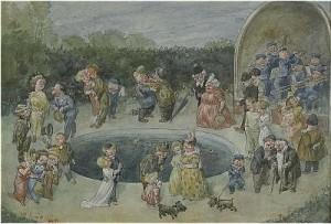 Dans I Folkets Park by Robert HÖGFELDT