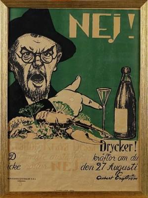 Kräftor Kräva Dessa Drycker... by Albert ENGSTRÖM