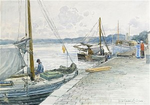 Marstrands Kaj by Anna GARDELL-ERICSON