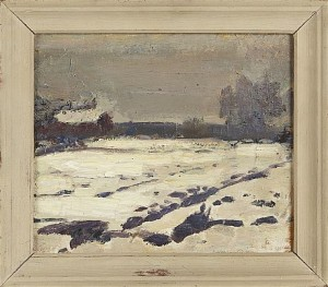 Landskap by Wilhelm SMITH