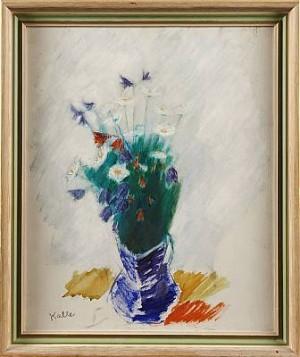 Blomsterstilleben by Kalle HEDBERG