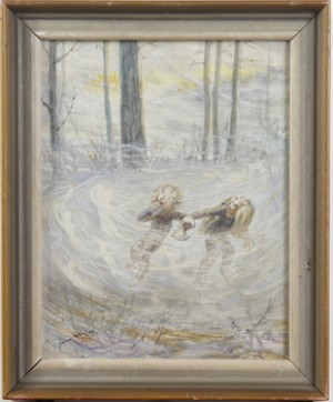 I älvdansen by Gunnar NOTINI