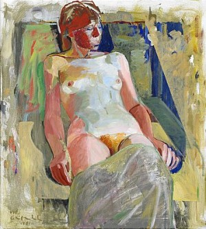 Yvonne by Ulf GRIPENHOLM