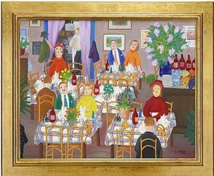Le Bistrot by Lennart JIRLOW