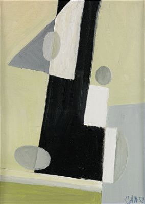 Svart Vinkel by Gösta 'Gan' ADRIAN-NILSSON
