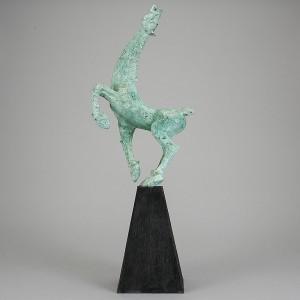 Bronsskulptur, Pegasus by Tomas ALMBERG