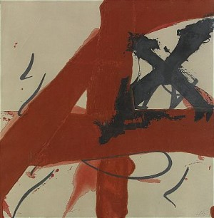 A4 by Antoni TAPIES