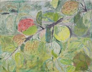 Gren Med äpplen I Hanhals by Ragnar SANDBERG