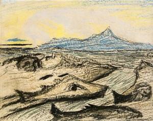 Strandade Valar by Carl Fredrik HILL