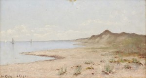 Kustlandskap - Skagen by Ida GISIKO SPÄRCK