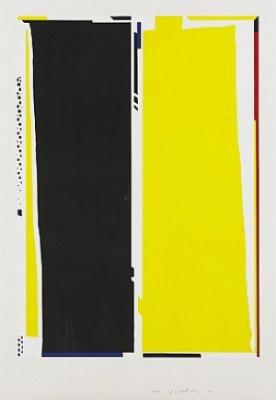 Mirror Series: Mirror #5 by Roy LICHTENSTEIN