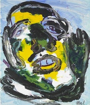 Halte by Karel APPEL