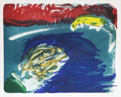 Komposition by Asger JORN