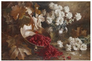 Autumn Still-life by Julij Julevic The Younger KLEVER