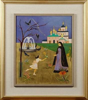 Figurscen by Krukowskaja ZOIA