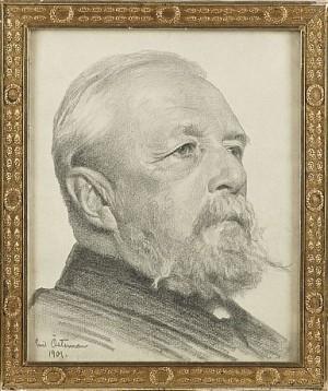Oscar Ii by Emil ÖSTERMAN