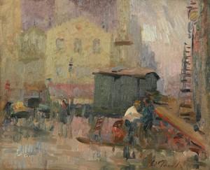 Dockworkers by Elie Anatole PAVIL