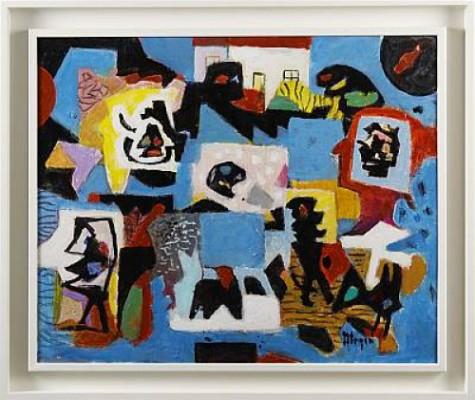 Husets Folk by Birger BIRGER-ERICSON