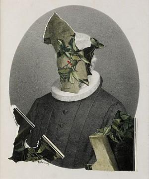 Manipulerat Porträtt by Ragnar Von HOLTEN