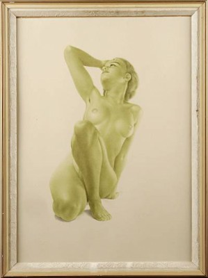 Nakenakt by Josef PLANK