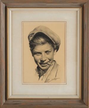 Porträtt by Owe ZERGE
