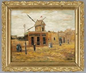 Efter Vincent Van Goghs