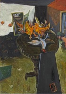 Imagniationernas Rum by Carl Otto HULTÉN