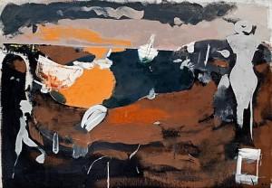 Hamnen, Herrvik by Lage LINDELL
