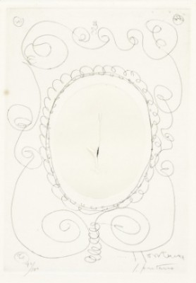 Fanny Hill by Lucio FONTANA